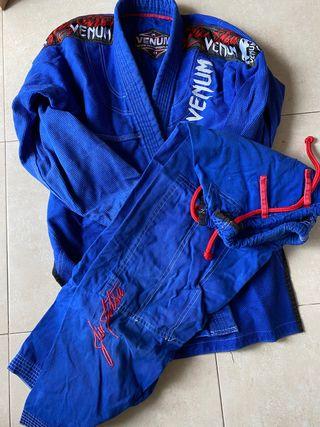 Kimono jiu jitsu venum