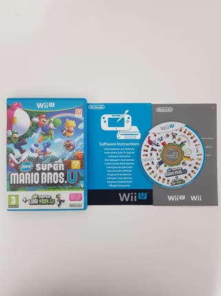 New Super Mario Bros Wii U Completo