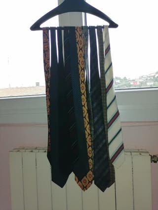 lote de 10 corbatas