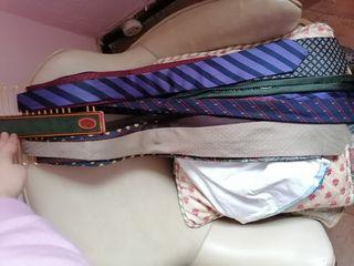 lo de 10 corbatas