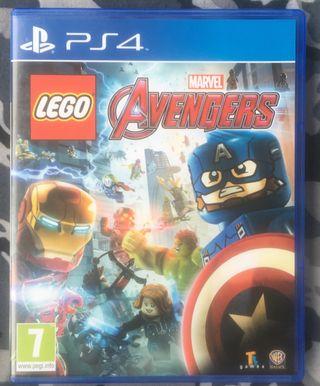 Marvel avengers Lego PS4