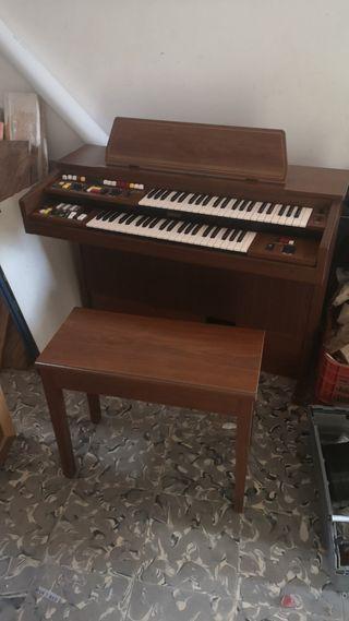 Piano eléctrico Yamaha