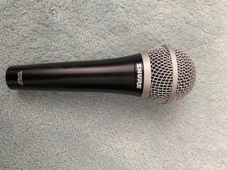 Micrófono Shure PG58-XLR