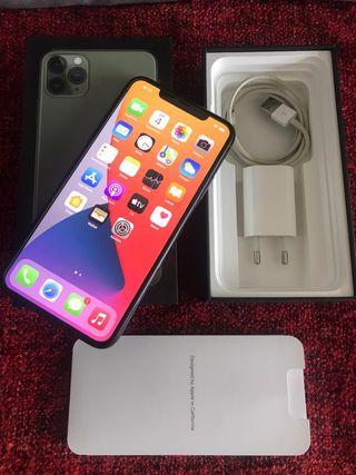 Iphone 11 Pro Max 100% bateria
