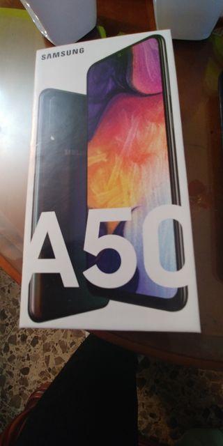 samsung A50 como nuevo