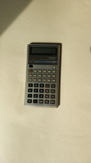 Calculadora fx-550a Casio.