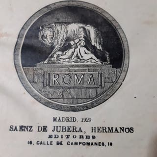 1929. diccionario latino-español etimológico