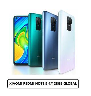 XIAOMI REDMI NOTE 9 4/128GB GLOBAL NUEVO + AIRDOTS