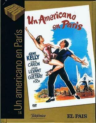 un americano en paris dvd
