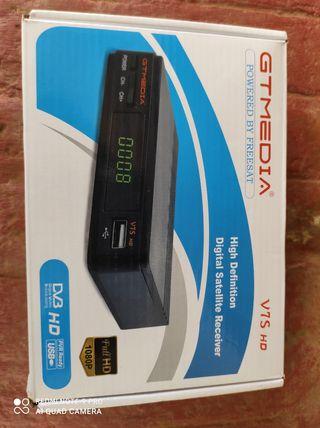 DECODIFICADOR GTMEDIA V7S HD