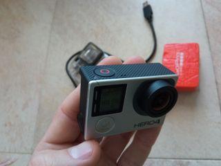Camara GoPro Hero 4 Black - 4K Video