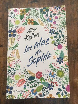 Libro Las alas de Sophie. Alice Kellen