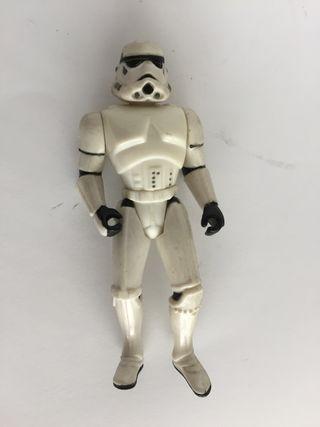 Star Wars figura Stormtrooper moderno.
