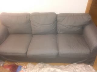 Sofa de tres plaza