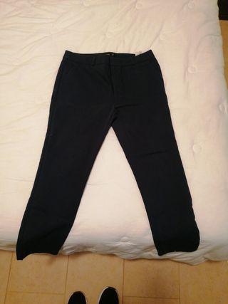 Pantalón chino de pinza