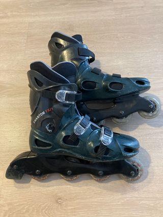 Regalo patines talla 39