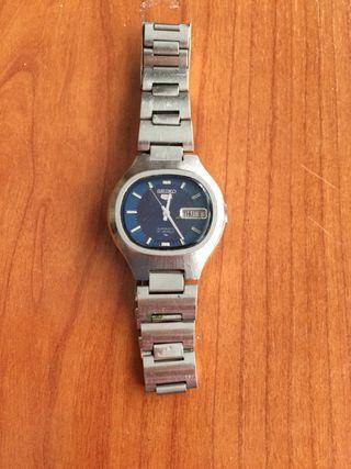 Reloj Seiko automático Vintage