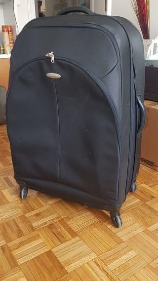 maleta samsonite grande y expandible