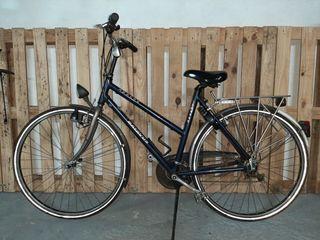 Bicicleta holandesa mujer BATAVUS