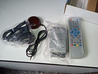 TDT televisión para tubo o tv plana