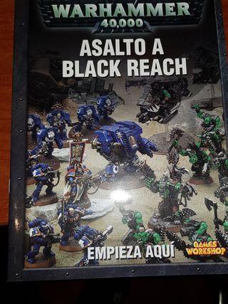 libro de campaña Warhammer 40.000