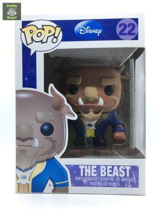 Funko Pop - The Beast - Disney 22