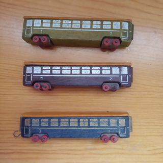 Juguetes de trenes antiguos