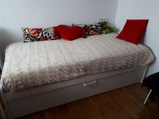 cama nido ,