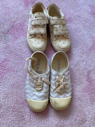 Zapatillas niña n. 30