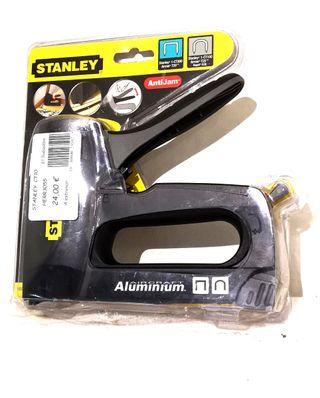 Grapadora STANLEY Aluminium