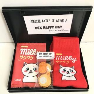 Caja regalo Kawaii Japón