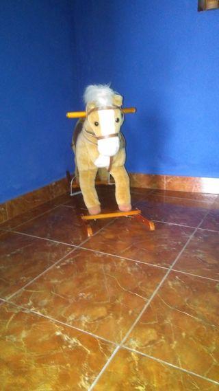 caballo de balancin