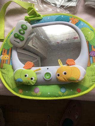 Espejo bebés para coche MUNCHKIN