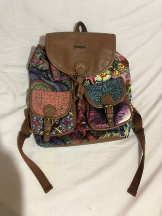 Bolso mochila Desigual