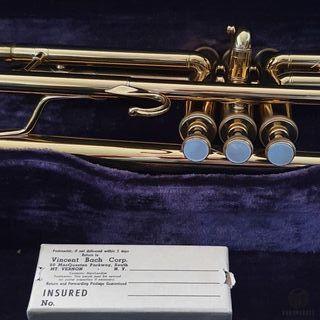 Trompeta 1950's Vincent Bach Mt. Vernon COLLECTOR!