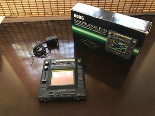 Sintetizador dinamico Korg Kaossilator Pro