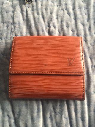 Monedero billetero Louis Vuitton ORIGINAL