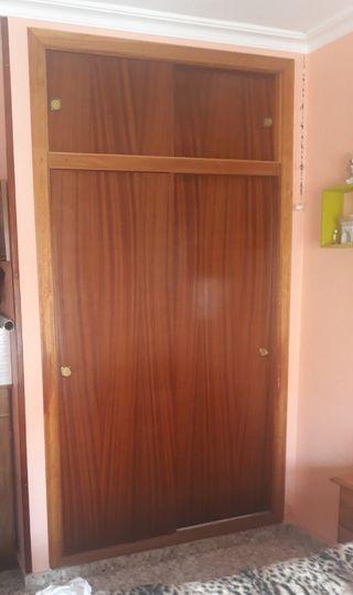 Puertas de armario empotrado
