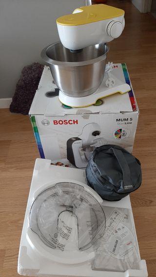 Robot cocina amasadora Bosch
