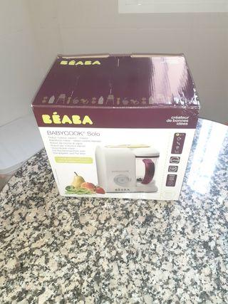 Robot de cocina al vapor Babycook BEABA