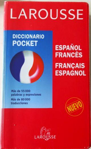 Diccionario pocket español frances/ francais espag
