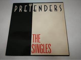Disco De Vinilo Preteders The Singles