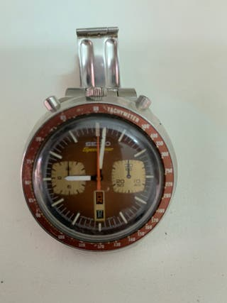 Reloj pulsera Seiko Bullhead