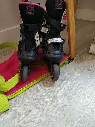 patines para niña
