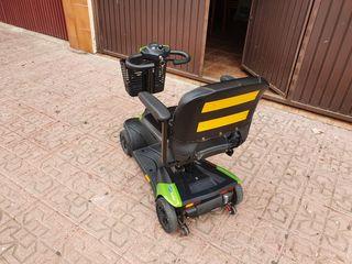 silla de rueda electrica
