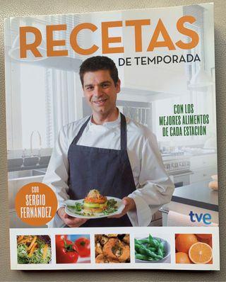 Libro de cocina: Recetas de Temporada