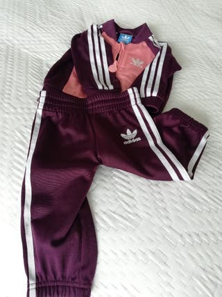Chándal Adidas niña