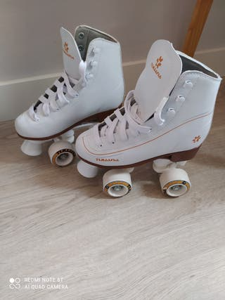 patines para niña talla 34