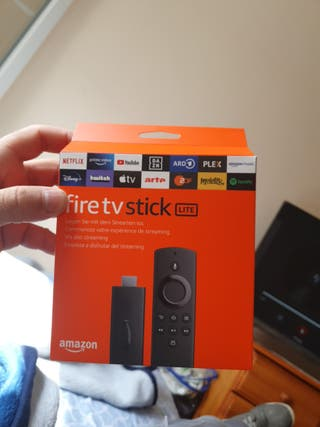 fire tv Stick Lite con Alexa