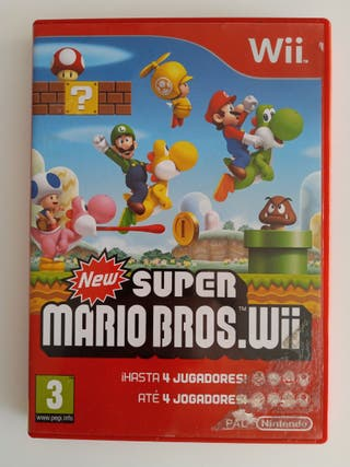 Super Mario Bross. Wii